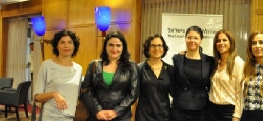 הצדעה לחברות הכנסת – 17 באפריל 2015, מלון דן פנורמה תל אביב