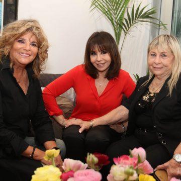 מפגש חזרה לשגרה עם ירדנה ארזי ויונה אליאן